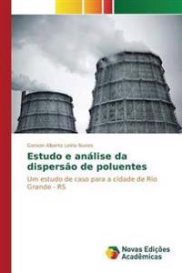 Estudo E Analise Da Dispersao de Poluentes