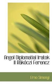 Angol Diplomatial Iratok II R K Czi Ferencz