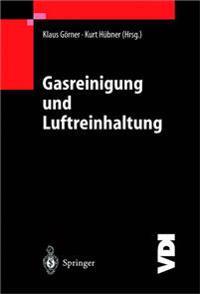 Gasreinigung Und Luftreinhaltung
