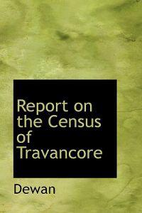 Report on the Census of Travancore