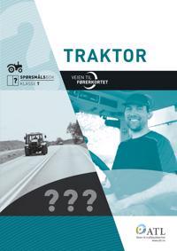 Veien til førerkortet; traktor; spørsmålsbok klasse T