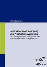 Internationale Einführung Von Produktinnovationen