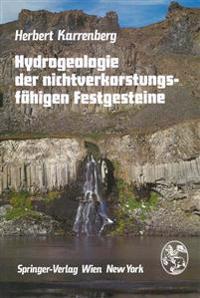 Hydrogeologie Der Nicht Verkarstungsfahigen Festgesteine