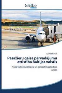 Pasazieru Gaisa Parvadajumu Attistiba Baltijas Valstis