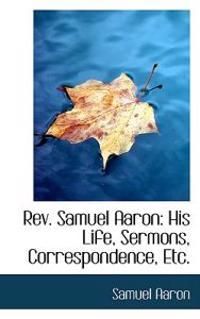 Rev. Samuel Aaron