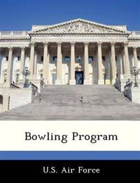 Bowling Program