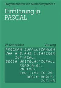 Einführung in Pascal