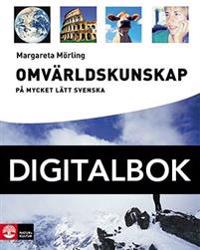 Omvärldskunskap på mycket lätt svenska Lärobok, Digital