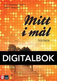 Mål Mitt i mål Textbok Digital, andra upplagan