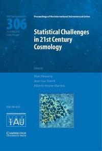 Statistical Challenges in 21st Century Cosmology