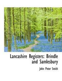 Lancashire Registers
