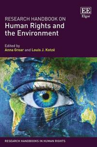 Research Handbook on Human Rights and the Environment