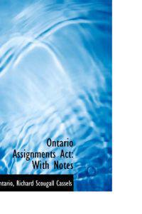 Ontario Assignments ACT