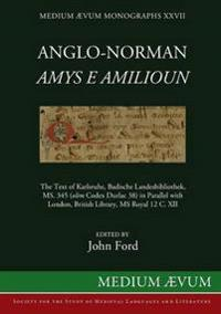 Anglo-Norman Amys E Amilioun