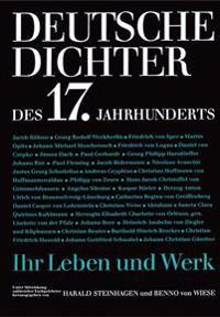Deutsche Dichter des 17. Jahrhunderts