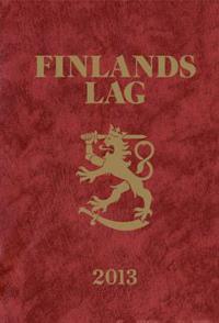 Finlands lag 2013