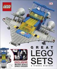 Great LEGO (R) Sets A Visual History - DK - böcker (9780241011638)     Bokhandel