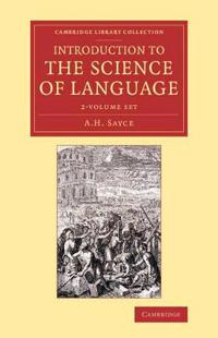 Introduction to the Science of Language Set