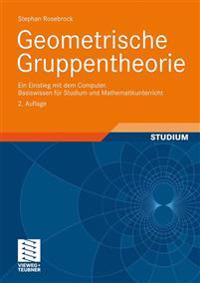 Geometrische Gruppentheorie