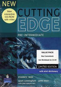ELT Value Pack Cutting Edge Pre-intermediate 2007