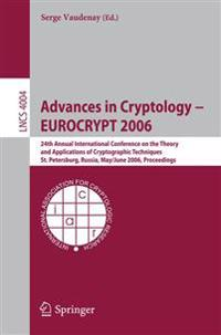 Advances in Cryptology - EUROCRYPT 2006