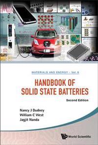 Handbook of Solid State Batteries