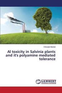 Al Toxicity in Salvinia Plants and It's Polyamine Mediated Tolerance