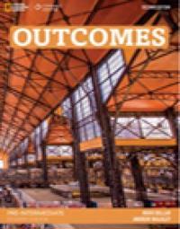 Outcomes Pre-intermediate - Student's Book + Access Code + Class Cd-rom