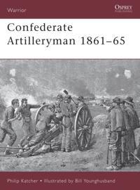 Confederate Artilleryman 1861 65
