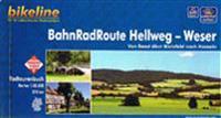 Bahnradroute Hellweg - Weser