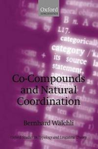 Co-compounds and Natural Coordination