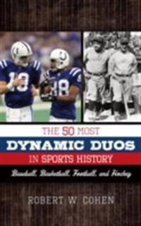 50 Most Dynamic Duos in Sports History