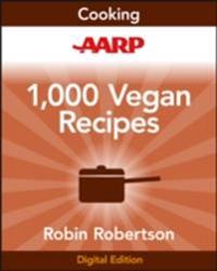AARP 1,000 Vegan Recipes