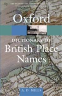 Dictionary of British Place-Names