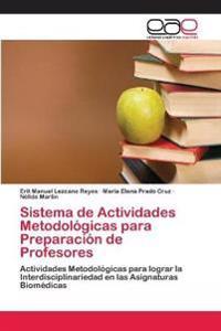 Sistema de Actividades Metodologicas Para Preparacion de Profesores