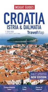 Insight Travel Map: Croatia