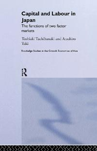 Capital and Labour in Japan