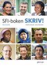 SFI-boken SKRIV! Kurs A och B
