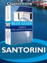 Santorini and Therasia - Blue Guide Chapter