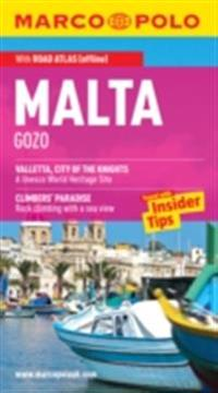 MARCO POLO Travel Guide Malta, Gozo