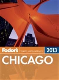 Fodor's Chicago 2013