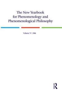 New Yearbook for Phenomenology and Phenomenological Philosophy