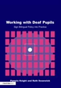 Working with Deaf Children