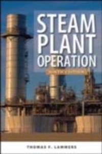 Steam Plant Operation 9th Edition
