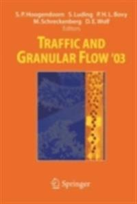 Traffic and Granular Flow '03