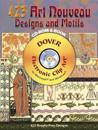 423 Art Nouveau Designs And Motifs
