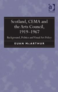 Scotland, CEMA and the Arts Council, 1919-1967