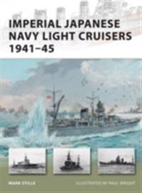 Imperial Japanese Navy Light Cruisers 1941-45