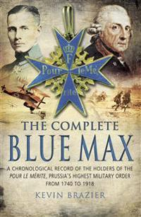 Complete Blue Max