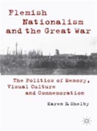Flemish Nationalism and the Great War